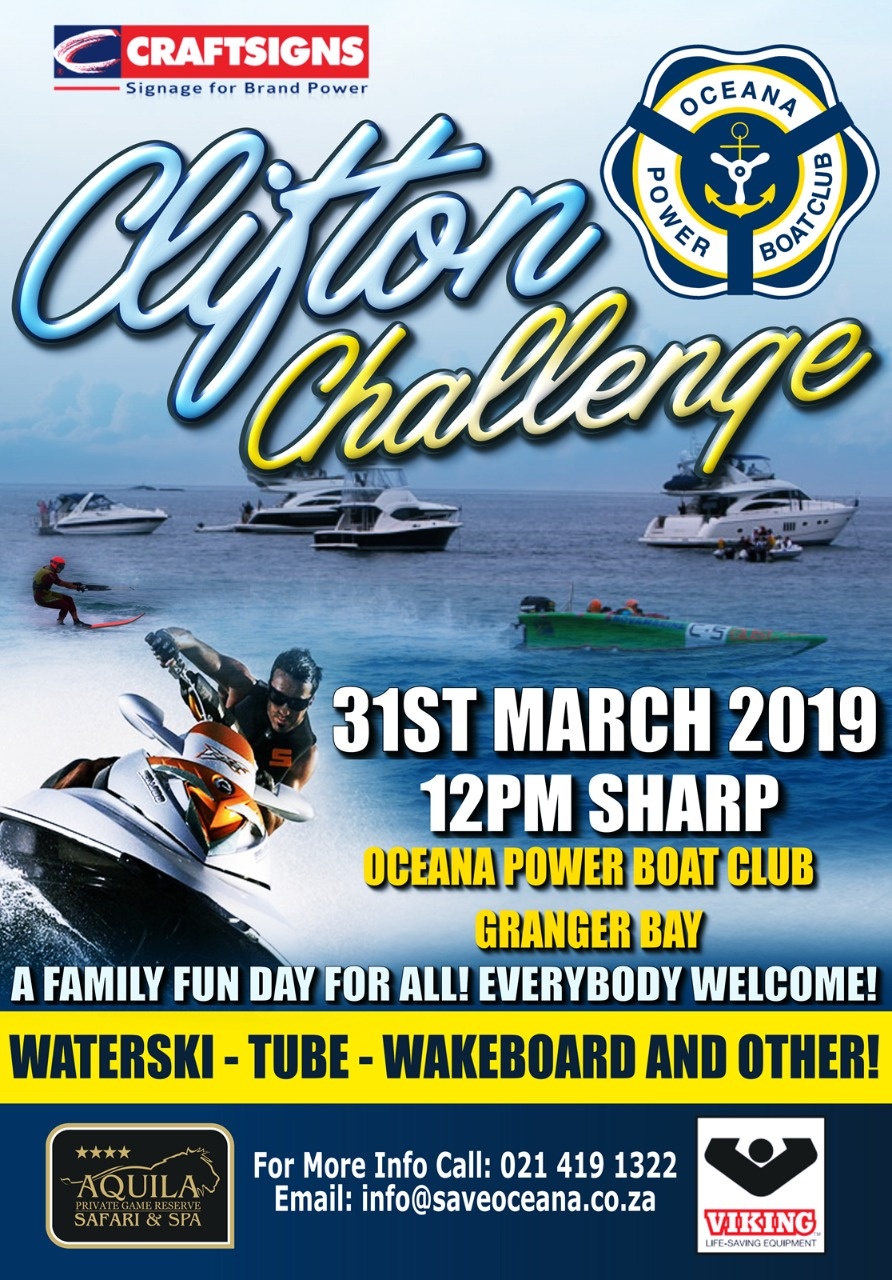 Clifton Challenge 2019