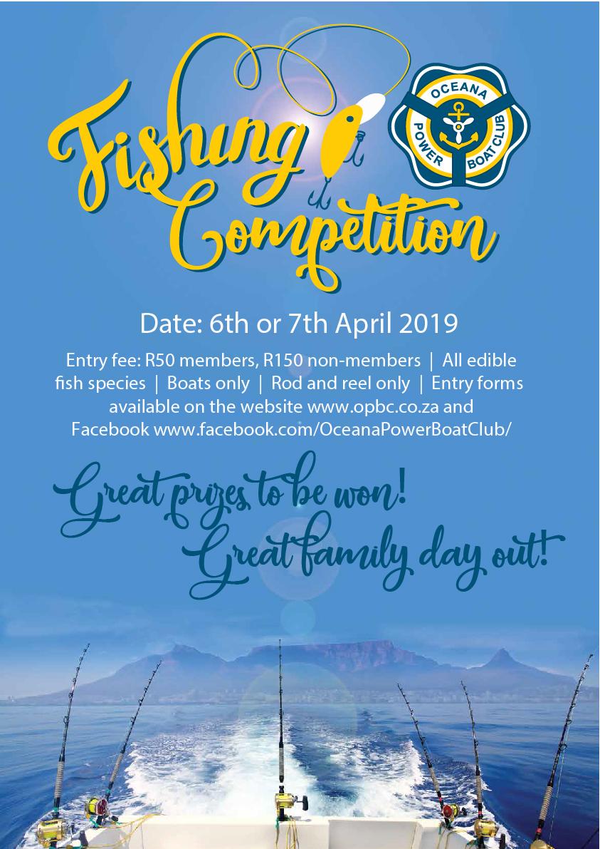 FISHING POSTER 2019